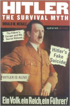 hitler s myth The myth of hitler's pope: how pope pius xii rescued jews from the nazis is a 2005 book by american historian and rabbi david g dalinit was published by.